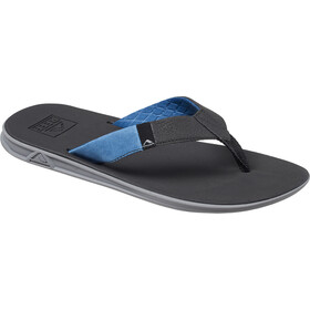 Reef Slammed Rover Claquettes Homme, black/blue